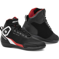 Rev'it Shoes G-Force H2O Black-Neon Red
