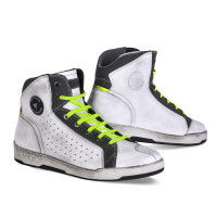 Stylmartin Sector shoes White Anthracite
