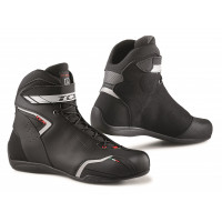 TCX SMU Blaze WP Motorcycle Shoes Black