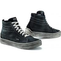 TCX STREET 3 WP Moto Shoes Black