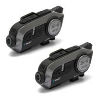Interfono Bluetooth universale SCS S-11 con videocamera doppio