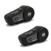 Interfono Bluetooth universale SCS S-9 doppio
