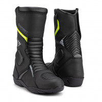 Befast Freedom WP touring leather boots Black