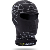 Spark mono SPIDER balaclava in Dryarn