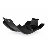Skid plates Acerbis 0015936 KTM - HUSQVARNA Black