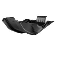 Skid plates Acerbis 0016312 KTM - HUSQVARNA Black