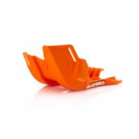 Skid plates Acerbis 0022895 KTM - HUSQVARNA Orange
