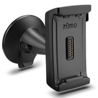 Suction cup bracket for Garmin windscreen for zumo 590 and 595