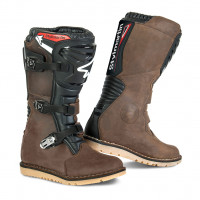 Stylmartin Impact RS cross boots Brown