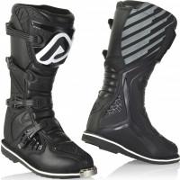 Acerbis E-TEAM ALL cross boots BLACK black