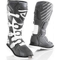 Acerbis X-Race cross boots Grey