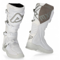 Acerbis X-TEAM cross boots white