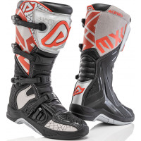 Acerbis X-TEAM cross boots Black Grey
