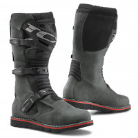 TCX TERRAIN 3 WP leather cross boots Anthracite
