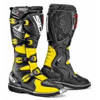 SIDI Agueda offroad Boots yellow fluo black