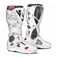 Sidi Crossfire 3 SRS offroad boots white white