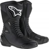 Alpinestars SMX S racing boots black black