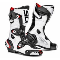 SIDI Mag 1 Air Boots white black