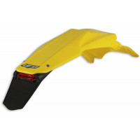 Ufo rear fender with Led Suzuki Yellow RM 01-12