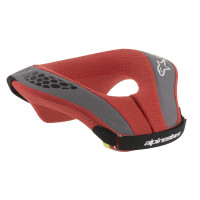 Alpinestars child Sequence Youth Neck Roll black red