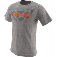 Ixon UNIT T-shirt Grey Orange Black