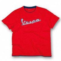 Vespa T-shirt Original red