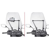 Givi FB1181 Crosspiece for navigator holder on Honda SH 125-150 2020