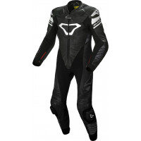 Macna Tracktix full leather suit Black