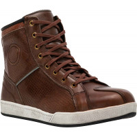 Scarpe moto pelle estive Carburo URBAN Air Marrone