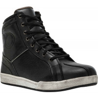 Scarpe moto pelle estive Carburo URBAN Air Nero