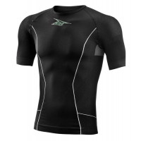 Underwear T-sleeved AXO Race 2 Black