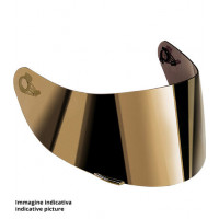 Visor iridium gold LS2 OF569 Track