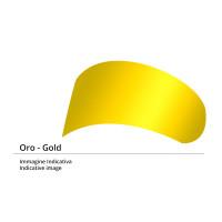 Gold visor MPLK AGV AX9