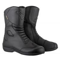Alpinestars Web Gore-Tex motorcycle boots black 2013