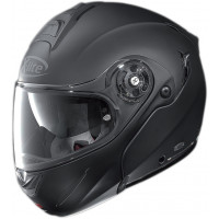 X-lite X-1004 Elegance N-Com flat black Flip-Up helmet