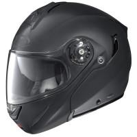 Helmet flip-up X-Lite X-1003 N-Com Elegance flat black