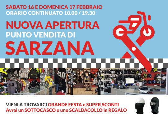 negozio Motoabbigliamento La Spezia - Sarzana