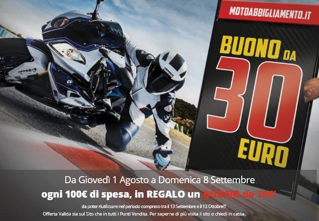 Promo Buoni 30 Euro