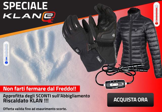 Speciale KLAN - Motoabbigliamento.it