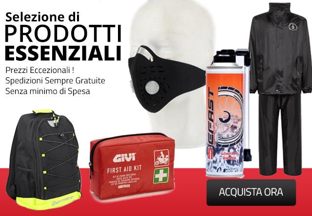 Prodotti Essenziali - Motoabbigliamento.it