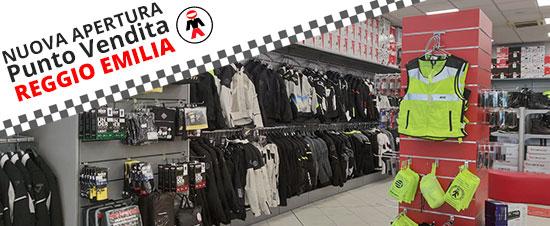 negozio Motoabbigliamento Reggio Emilia