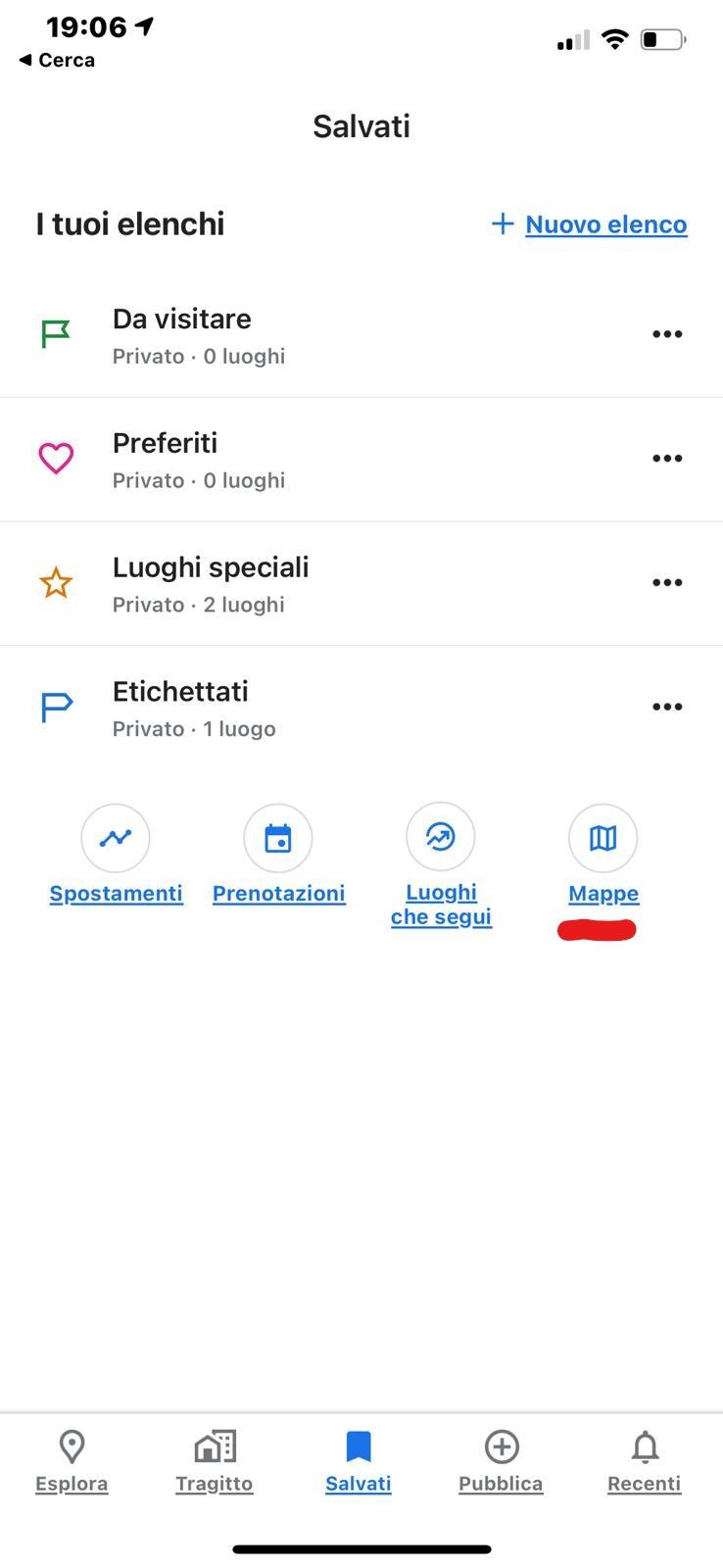 Smartphone Motomappa