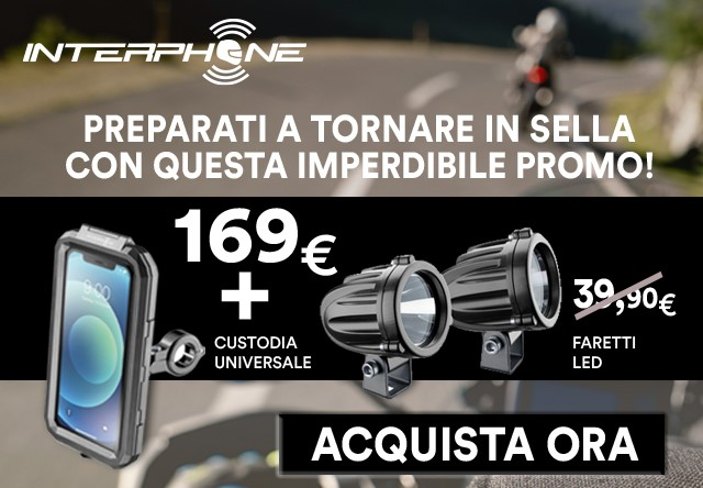 Promo Cellularline Interphone