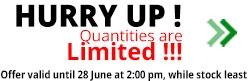Promo - motoabbigliamento June