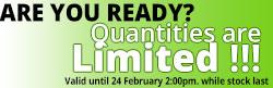 Promo - motoabbigliamento February