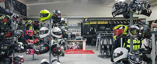 negozio Motoabbigliamento Aulla
