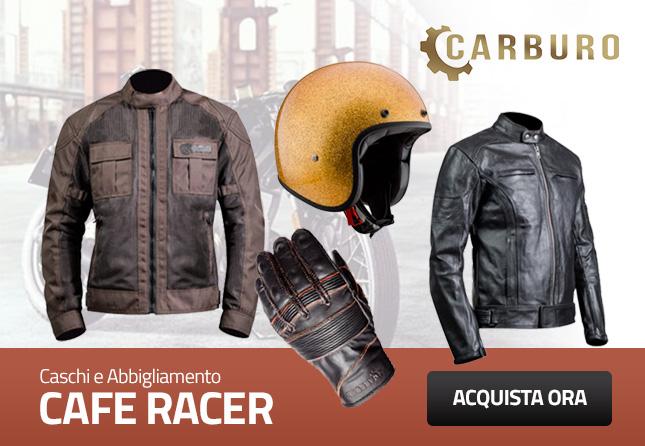 Abbigliamento Carburo Caferacer