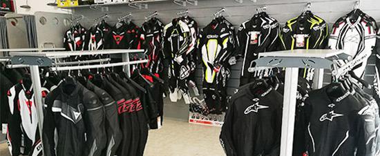negozio Motoabbigliamento Ferrara