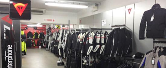 negozio Motoabbigliamento Firenze