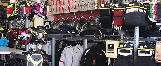 negozio Motoabbigliamento Grosseto